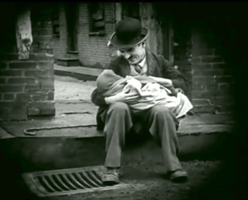 charlie-chaplin-the-kid-baby