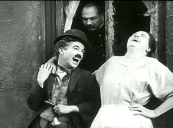 charlie-chaplin-the-kid-flirt